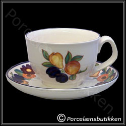 Kaffekop. 18 cl. Gylden Sommer - Coffee cup. 18 cl. Golden Summer - Royal Copenhagen