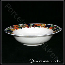 Portionsskål. 19 cm. Gylden Sommer - Bowl. 19. Golden Summer - Royal Copenhagen
